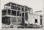 Dowd Fine Arts Center Construction by State University of New York College at Cortland