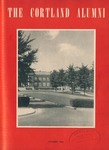 Cortland Alumni, Volume 2, Number 2, October 1945 by State University of New York at Cortland