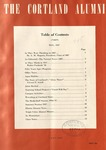 Cortland Alumni, Volume 4, Number 1, May 1947 by State University of New York at Cortland