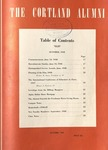 Cortland Alumni, Volume 5, Number 2, October 1948 by State University of New York at Cortland
