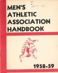 1958-1959 Athletic Association Handbook