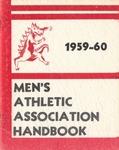 1959-1960 Athletic Association Handbook