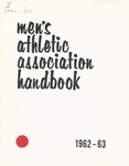 1962-1963 Athletic Association Handbook by State University of New York College at Cortland