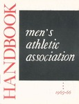 1965-1966 Athletic Association Handbook by State University of New York College at Cortland