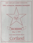 1997 Athletic Awards Banquet