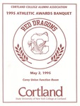 1995 Athletic Awards Banquet by State University of New York College at Cortland