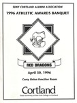 1996  Athletic Awards Banquet