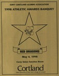 1998 Athletic Awards Banquet by State University of New York College at Cortland