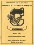 1999 Athletic Awards Banquet