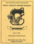 2001 Athletic Awards Banquet