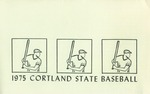 1975 Team Guide, Baseball by State University of New York College at Cortland