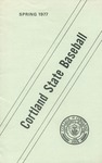 1977 Team Guide, Baseball by State University of New York College at Cortland