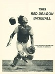 1983 Team Guide, Baseball by State University of New York College at Cortland