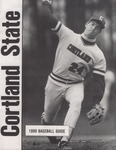 1990 Team Guide, Baseball by State University of New York College at Cortland