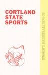1978-1979 Team Guide, Women's Basketball