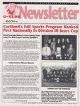 C-Club Newsletter, 1998 Vol.4 No.1 by State University of New York College at Cortland