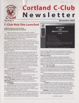 C-Club Newsletter, 2003 Vol.8 No.4 by State University of New York College at Cortland