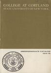 1974-1975 Undergraduate College Catalog