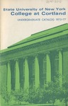 1975-1977 Undergraduate College Catalog by State University of New York College at Cortland