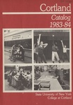 1983-1984 Undergraduate & Graduate College Catalog by State University of New York College at Cortland