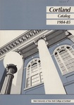 1984-1985 Undergraduate & Graduate College Catalog by State University of New York College at Cortland