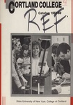 1987-1988 Undergraduate & Graduate College Catalog by State University of New York College at Cortland