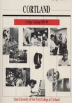1989-1990 Undergraduate & Graduate College Catalog by State University of New York College at Cortland