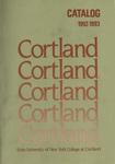 1992-1993 Undergraduate & Graduate College Catalog