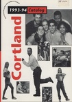 1993-1994 Undergraduate & Graduate College Catalog by State University of New York College at Cortland