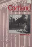 1994-1995 Undergraduate & Graduate College Catalog