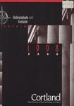 1998-2000 Undergraduate & Graduate College Catalog