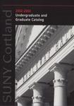 2002-2003 Undergraduate & Graduate College Catalog
