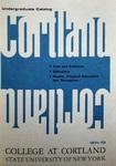 1971-1972 Undergraduate College Catalog