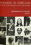 1973-1974 Undergraduate College Catalog