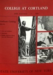 1968-1970 Graduate College Catalog by State University of New York College at Cortland