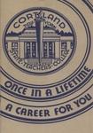 1940 Undergraduate & Graduate College Catalog