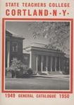 1949-1950 Undergraduate & Graduate College Catalog