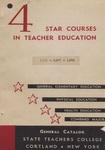 1946-1948 Undergraduate & Graduate College Catalog