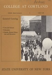 1967-1968 Undergraduate & Graduate College Catalog