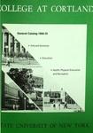 1969-1970 Undergraduate & Graduate College Catalog