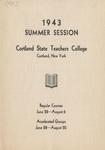 1943 Summer College Catalog