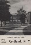 1945 Summer College Catalog