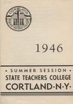 1946 Summer College Catalog