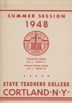 1948 Summer College Catalog