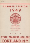 1949 Summer College Catalog