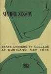 1964 Summer College Catalog