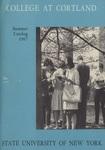 1967 Summer College Catalog