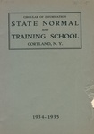 1934-1935 College Circular