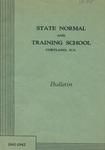 1941-1942 Bulletin