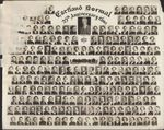 1937 Graduating Class by State University of New York College at Cortland